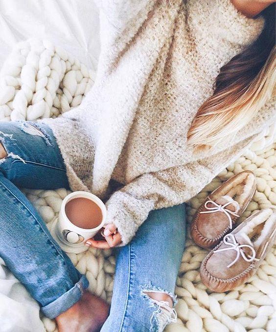 Abbigliamento Cozy, comodo e moderno